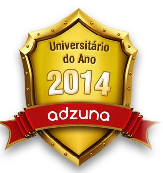 universitário do ano adzuna 2014
