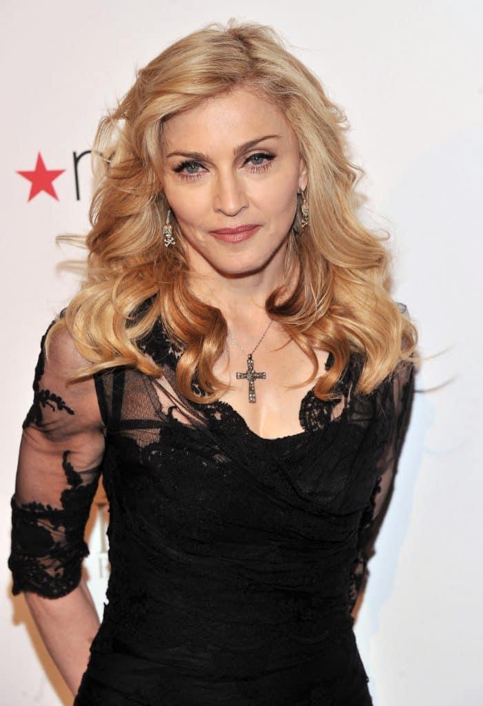 Madonna foi pioneira em sua carreira