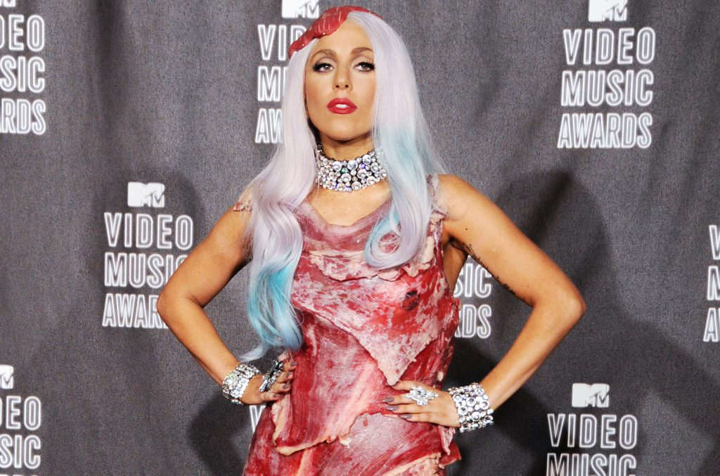 Lady Gaga é sinônimo de ousadia na carreira