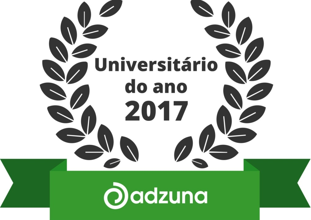 adzuna universitário do ano 2017