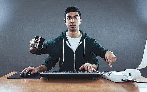 conciliar carreira com freelance