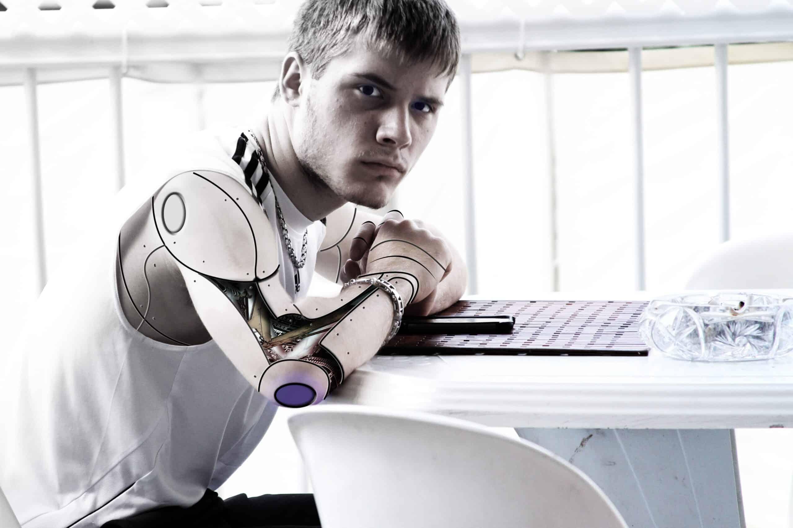 engenheiros de robótica
